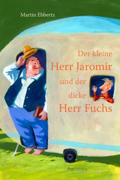 Der kleine Herr Jaromir und der dicke Herr Fuchs - Coverbild