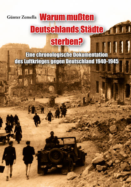 Warum mußten Deutschlands Städte sterben? - Coverbild