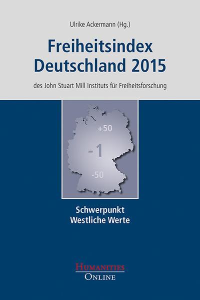 Freiheitsindex Deutschland 2015 - Coverbild