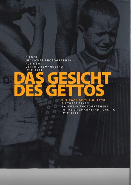 Das Gesicht des Gettos - Coverbild