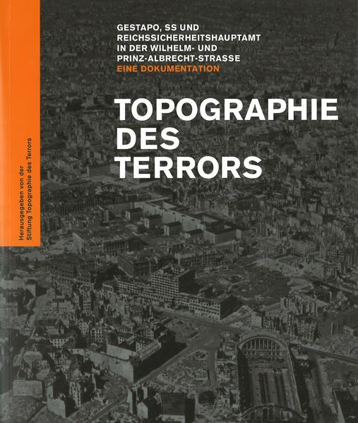 Topographie des Terrors - Coverbild