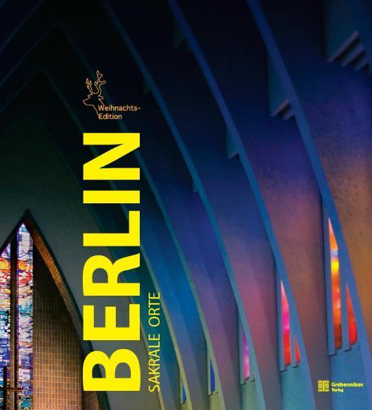 Berlin. Sakrale Orte - Coverbild