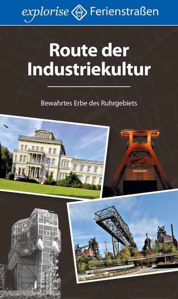 Route der Industriekultur - Coverbild