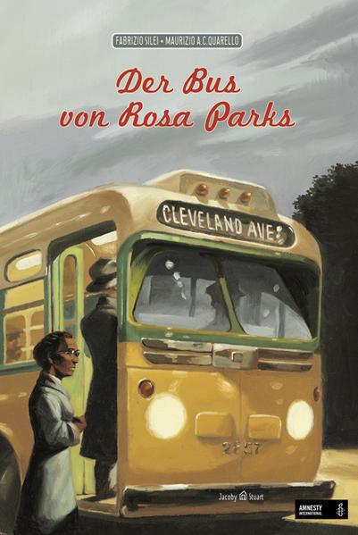 Der Bus von Rosa Parks - Coverbild