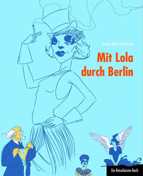 Mit Lola durch Berlin - Coverbild