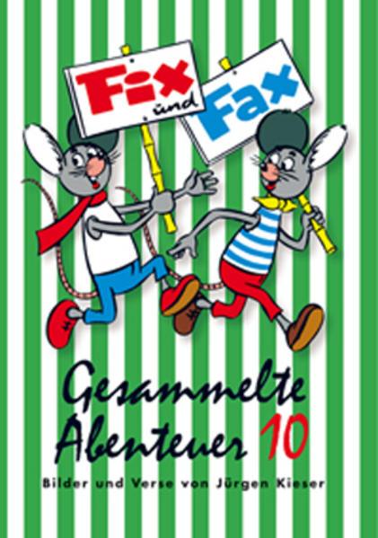 Fix und Fax 10 - Coverbild