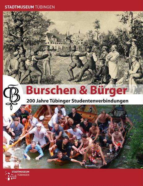 Burschen und Bürger - Coverbild