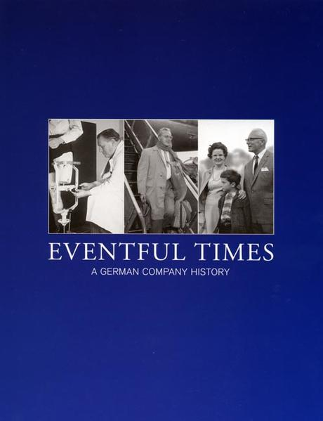Eventful Times – A German Company History - Coverbild