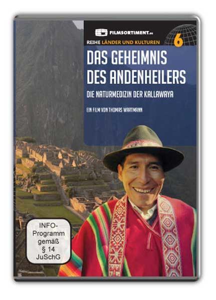 Das Geheimnis des Andenheilers - Coverbild
