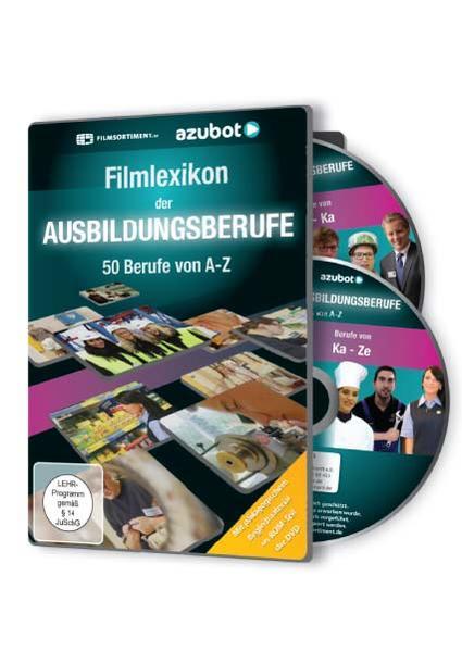 Filmlexikon der Ausbildungsberufe - Coverbild