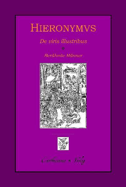 Hieronymus, De viris illustribus - Berühmte Männer Download von AudioBooks, Kostenlose AudioBooks