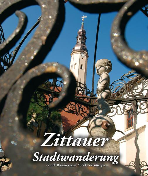 Zittauer Stadtwanderungen - Coverbild