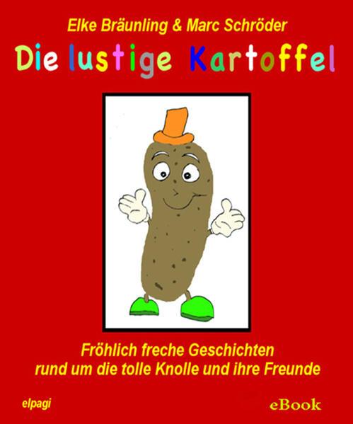 Die lustige Kartoffel - Coverbild
