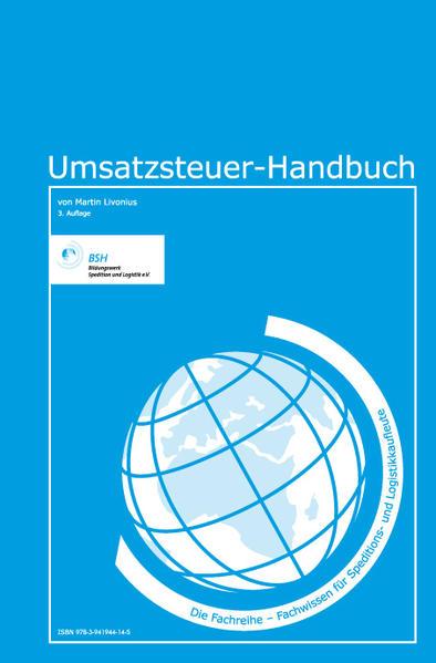 Umsatzsteuer-Handbuch - Coverbild