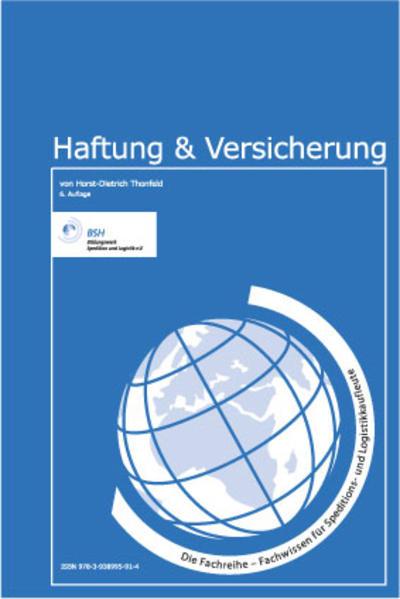 Haftung und Versicherung - Coverbild
