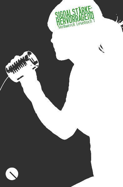 Signalstärke: hervorragend. Stellwerck Lesebuch 1 - Coverbild