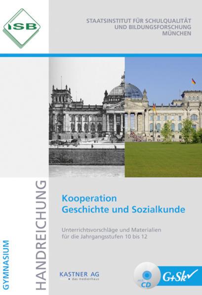 Kooperation Geschichte und Sozialkunde mit CD - Coverbild
