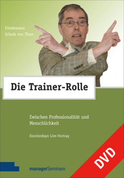 Die Trainer-Rolle - Coverbild