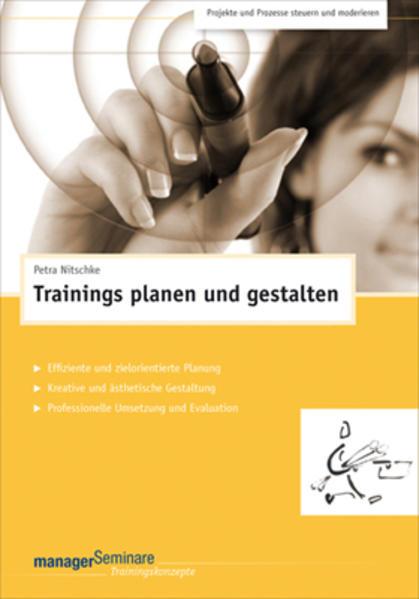 Trainings planen und gestalten - Coverbild