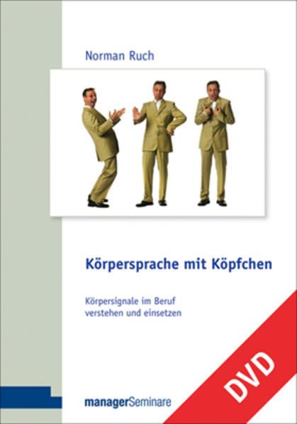 Körpersprache mit Köpfchen - Coverbild