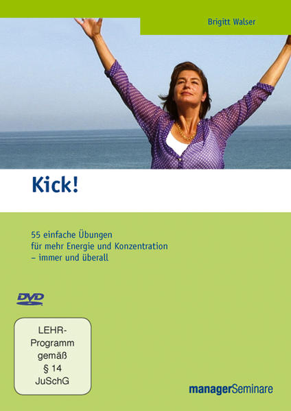 Kick! - Coverbild