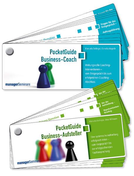 PocketGuide Doppelpack: Coach und Aufsteller - Coverbild