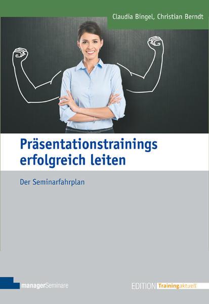 Präsentationstrainings erfolgreich leiten - Coverbild