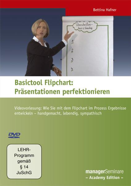 Basictool Flipchart: Präsentationen perfektionieren - Coverbild