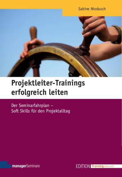 Projektleiter-Trainings erfolgreich leiten - Coverbild