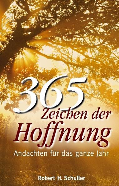 365 Zeichen der Hoffnung - Coverbild