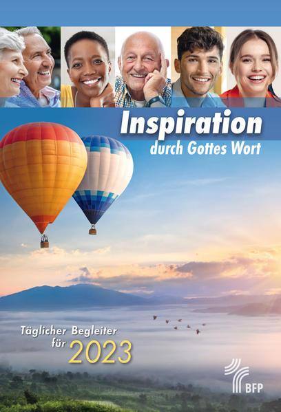 Inspiration durch Gottes Wort - Coverbild
