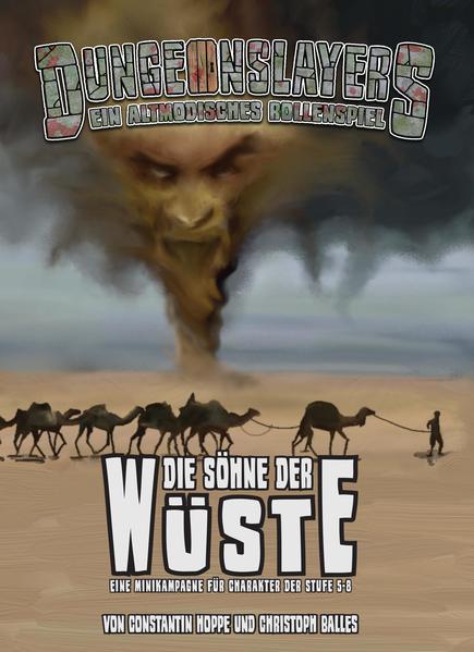 Die Söhne der Wüste - Coverbild