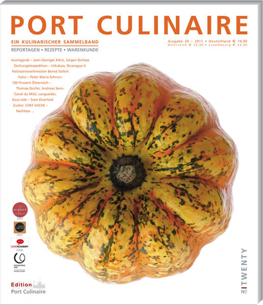 PORT CULINAIRE TWENTY - Coverbild