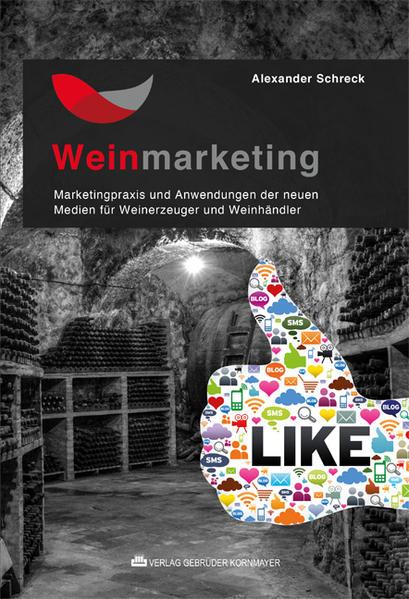 Weinmarketing – Das Praxishandbuch - Coverbild