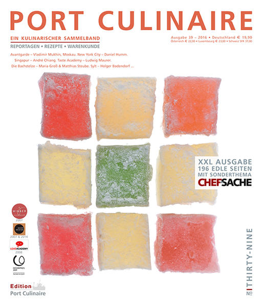 PORT CULINAIRE THIRTY-NINE - Coverbild