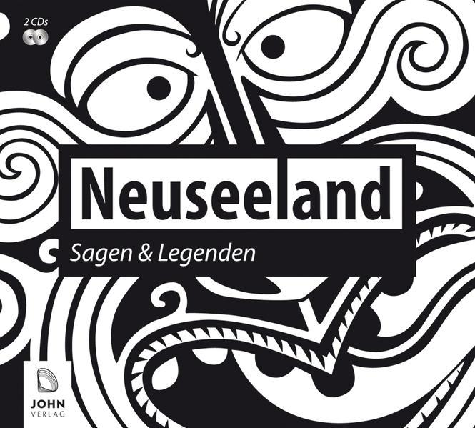 Neuseeland: Sagen und Legenden - Coverbild