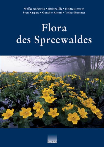 Flora des Spreewaldes - Coverbild