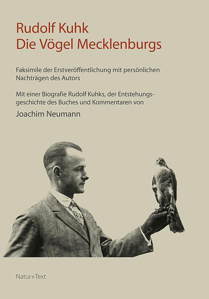 Rudolf Kuhk - Die Vögel Mecklenburgs - Coverbild