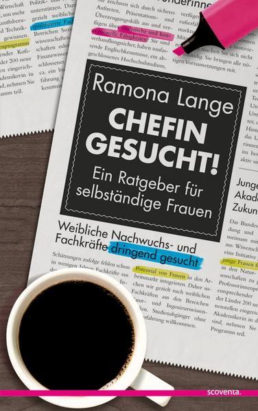Chefin gesucht! - Coverbild