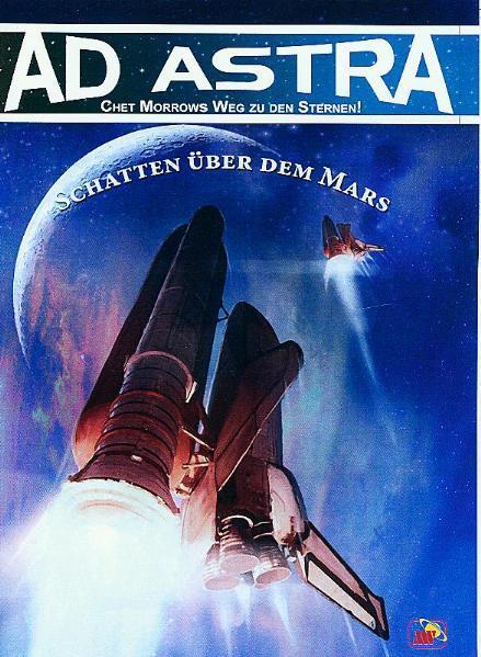 Schatten über dem Mars - Coverbild