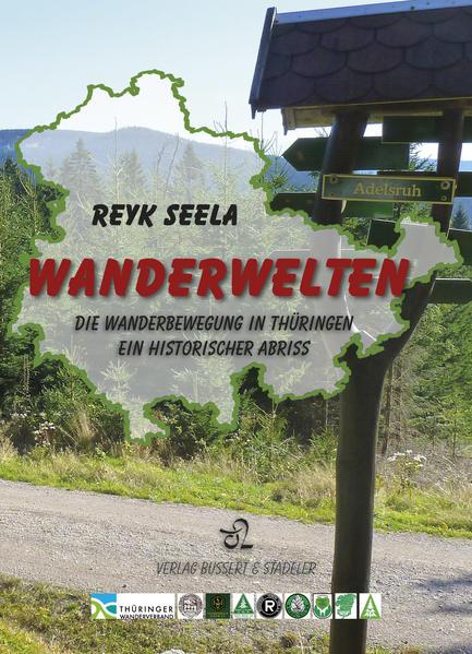 Wanderwelten - Coverbild
