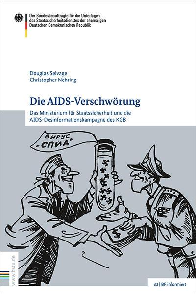 Die AIDS-Verschwörung - Coverbild