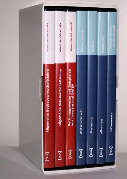 Studienausgabe Wirtschaft - Coverbild