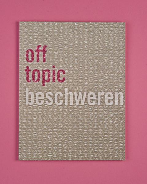 off topic #2 Beschweren - Coverbild