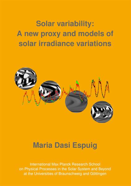 Solar variability - Coverbild