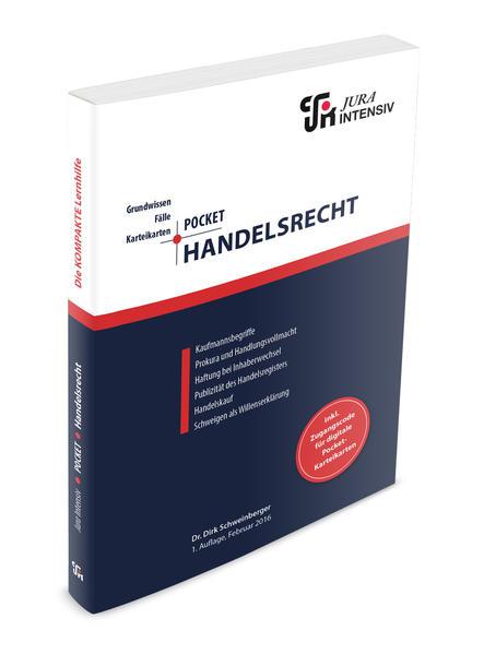 PDF Download Pocket Handelsrecht