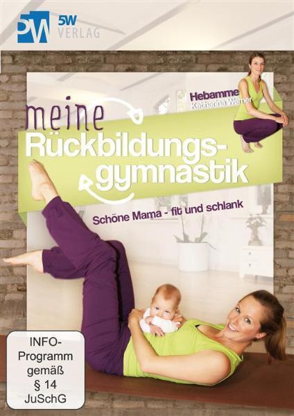 Meine Rückbildungsgymnastik - Coverbild