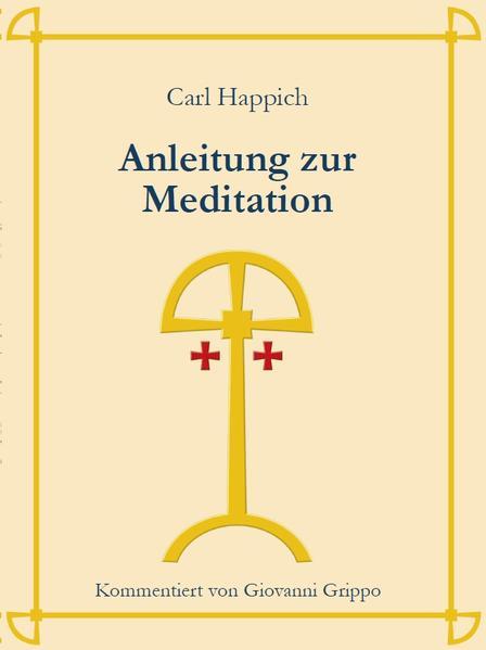 Anleitung zur Meditation - Coverbild