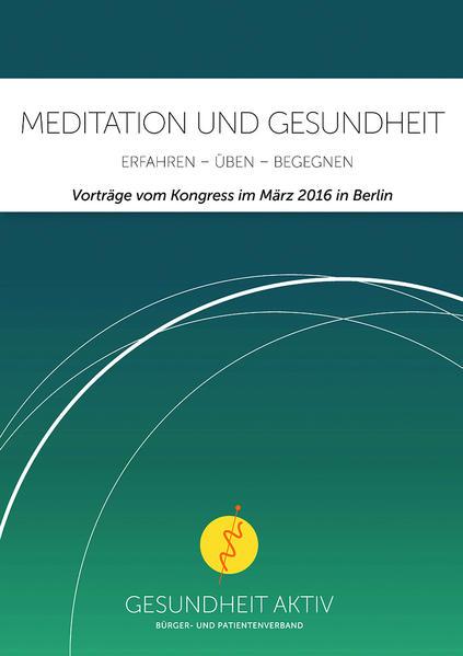 MEDITATION UND GESUNDHEIT - Coverbild