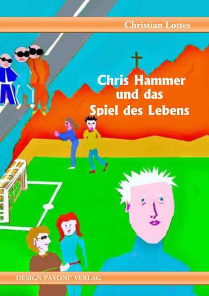 Chris Hammer und das Spiel des Lebens - Coverbild